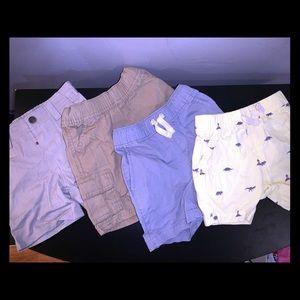 Infant boy shorts
